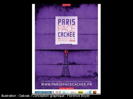Paris face cachee